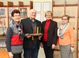 Bibliotekoje – renginys Žemaitijos vyskupui Motiejui Valančiui atminti