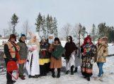 Žiemą bandyta  išprašyti ir iš Balčių kaimo