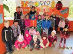 Traksėdžių pagrindinės mokyklos mokiniai paminėjo Tarptautinę tolerancijos dieną