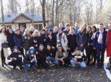 Vilkyčių pagrindinės mokyklos mokiniai ir mokytojai lankėsi Rumunijoje