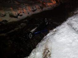 Skaudi eismo nelaimė Traksėdžiuose