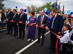 Oficialiai atidaryta Rusnės estakada