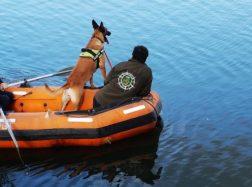Vaikas rastas karjere esančiame vandens telkinyje