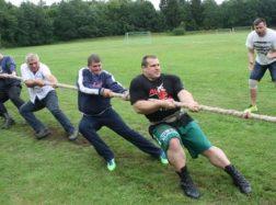 Fotoreportažas: Šilutės rajono seniūnijų sporto žaidynės