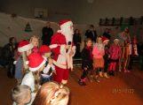 Kalėdinis karnavalas mokykloje