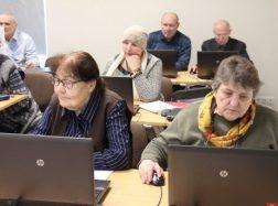 Jau 1000 gyventojų dalyvavo nemokamuose skaitmeninio raštingumo mokymuose visoje Lietuvoje