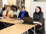 Šilutės rajono bibliotekininkai sėmėsi žinių apie gyventojų pajamų ir turto deklaravimą