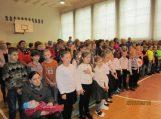 Atkurtos Lietuvos nepriklausomybės šventę pasitiko eilėmis, dainomis ir šokiais