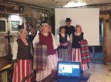 Tradicinių amatų centro dovana Lietuvai