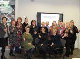 Profesinis susitikimas su Klaipėdos apskrities viešosios I. Simonaitytės bibliotekos atstovais