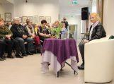 Susitikimas su žurnaliste Rūta Janutiene, naujoje savo knygoje atskleidusia šešėlinį Lietuvos elito gyvenimą