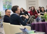 Atvira diskusija su politologais Linu Kojala ir Vladimiru Laučiumi apie Europos ir pasaulio politikos aktualijas