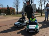 Balandžio 6-oji – Saugaus eismo diena