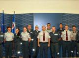 Tarnybą Tauragės AVPK pradėjo 11 pareigūnų