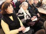 Aktuali paskaita apie testamento ir paveldėjimo sudarymą sudomino senjorus
