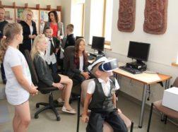 Mokslo ir žinių dieną – interaktyvios pramogos ir piknikas