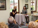 Bibliotekoje – susitikimas su aktore Gražina Baikštyte