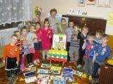 Lietuvos valstybės atkūrimo 97-osios metinės Traksėdžių mokykloje
