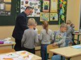 Neformalusis vaikų švietimas Traksėdžių gyvenvietėje