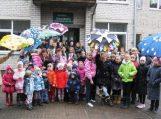Traksėdžių pagrindinė mokykla  jau trečią kartą paminėjo Tarptautinę tolerancijos dieną
