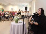 """Miesto gimtadienyje – """"Romanso gyvas garsas…""""  su atlikėja Liuba Nazarenko"""