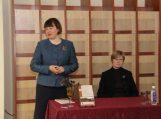 Pristatyta knyga apie Klaipėdos krašto aukštaičių tarmę
