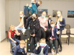 Interaktyvios pramogos Šilutės ir Kintų jaunimui