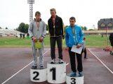 Liepos mėnuo Vilkyčių sportininkams buvo sėkmingas