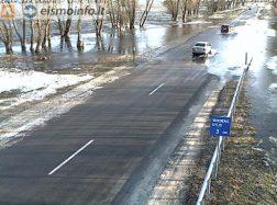 Paaiškėjo kelio Šilutė–Rusnė žemės sankasos stiprinimo darbus atliksianti įmonė