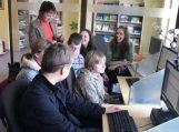 """Baigiamoji projekto """"Bibliotekos pažangai"""" konferencija: Pokyčiai bibliotekose ir visuomenėje"""