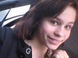 Policija prašo pagalbos ieškant be žinios dingusios nepilnametės Vanesos Stanišauskaitės