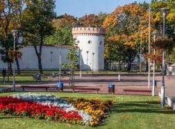 Istorinė Tauragės pilis kviečia į nemokamą ekskursiją