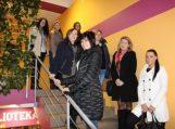 Jaunieji Šilutės bibliotekininkai lankėsi Gargžduose