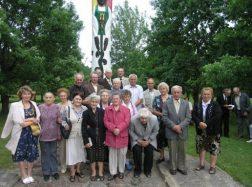 Didžiųjų trėmimų ir holokausto 70-mečio paminėjimas