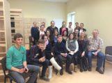 Jaunimo informavimo taško filialų atidarymas Švėkšnoje, Rusnėje ir Kintuose