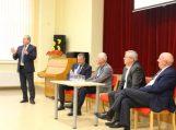 Kintuose – Tarybos, Mero ir Administracijos direktoriaus 2018 m. veiklos ataskaitos pristatymas
