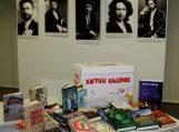 """Šimtaknygės """"Knygų Kalėdos"""" Vydūno viešojoje bibliotekoje"""