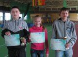 Vilkyčių jaunųjų sportininkų Velykinė dovana sau ir mokyklai