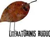 Literatūrinio rudens belaukiant…