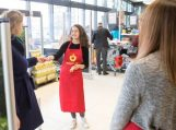 """""""Maisto bankas"""" kvies aukoti nepasiturinčiųjų maitinimui"""