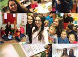 Mokiniai patyrė jausmą, ką reiškia būti mokytoju