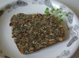 Nomedos riešutų duona – ne tik gurmanams