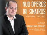"""Klasikinės muzikos koncertas """"RUDENS ESKIZAI"""" (KONCERTAS ATŠAUKIAMAS)"""