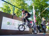 Šilutės rajono gyventojai kviečiami savo miestui laimėti riedlenčių parką
