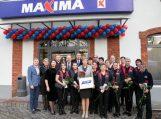 """Šilutėje pirkėjus pasitiko atnaujinta """"Maximos"""" parduotuvė"""