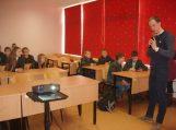 Edukacinė pamoka Šilutės M. Jankaus pagrindinėje mokykloje