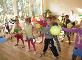 Sveikatingumo akcija Traksėdžių pagrindinėje mokykloje