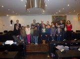 Vainuto gimnazijos mokinių kelionė į Prancūzijos mokyklą La Ciotat mieste