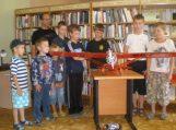 Lakūnų Stepono Dariaus ir Stasio Girėno skrydžio per Atlantą minėjimas Žemaičių Naumiesčio bibliotekoje