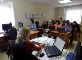 Gyventojams surengti skaitmeninio raštingumo mokymai
